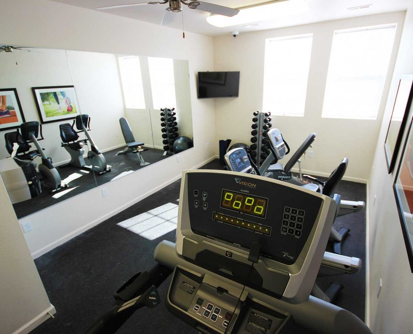 Meadow Park Flats Fitness Center